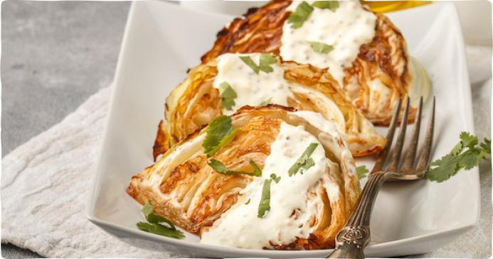 Cabbage Baked